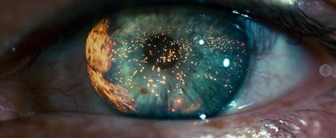 01 BladeRunner Eye