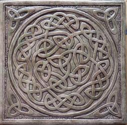 relief-carved-celtic-knot-tile-shannon-gresham
