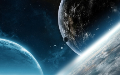 Space-Planets-Sci-Fi-Wallpaper