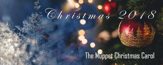 The Muppet Christmas Carol Jacob Marley.The Muppet Christmas Carol Rachael Farrimond